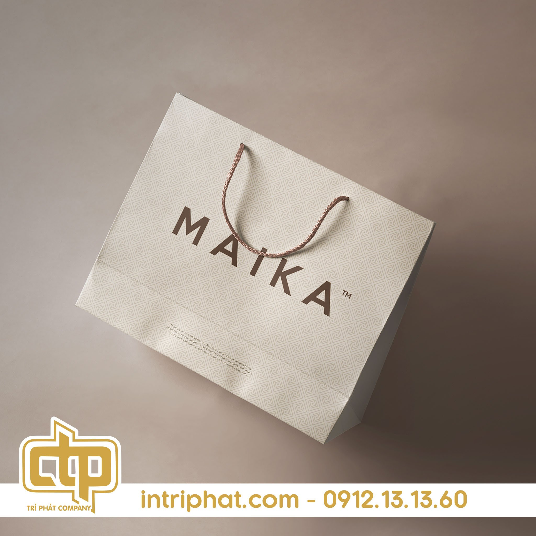 túi giấy đựng quà chất lượng