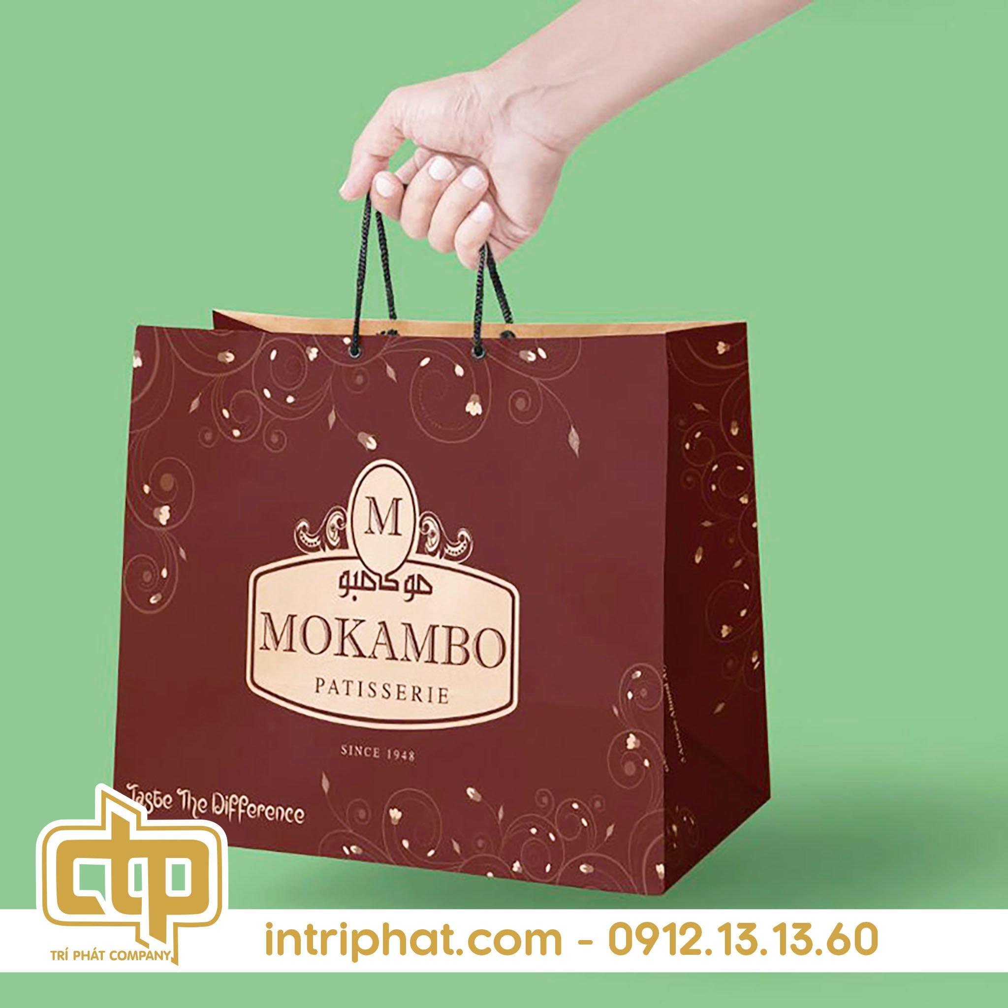túi giấy thực phẩm giá rẻ