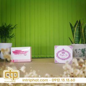 mẫu hộp mỹ phẩm đẹp chất lượng