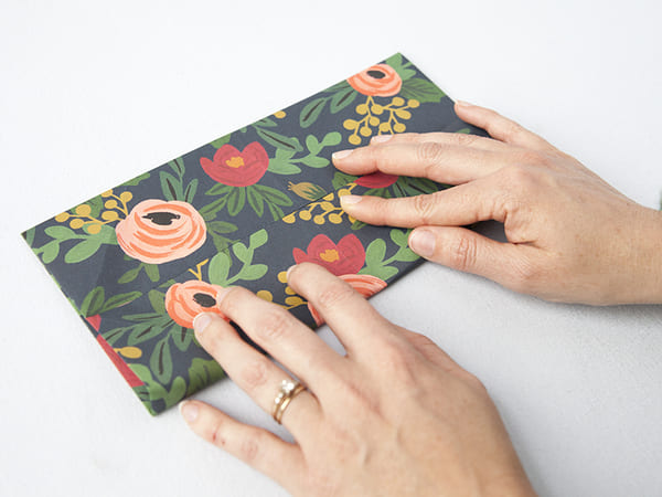 cách xếp hộp giấy đẹp