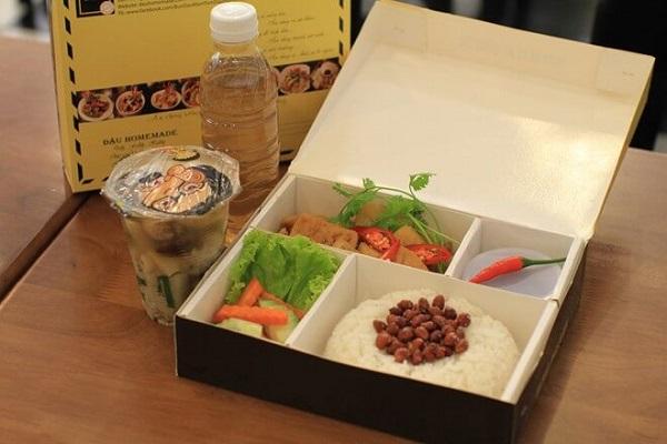 hộp giấy đựng thức ăn chuyên nghiệp