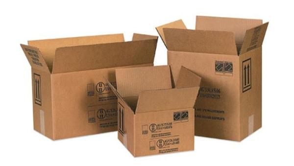 hộp carton đóng hàng