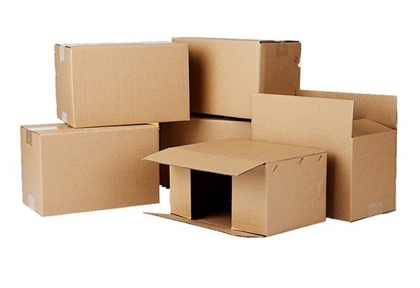 hộp carton đóng hàng chất lượng