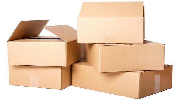 in hộp carton đóng hàng chất lượng