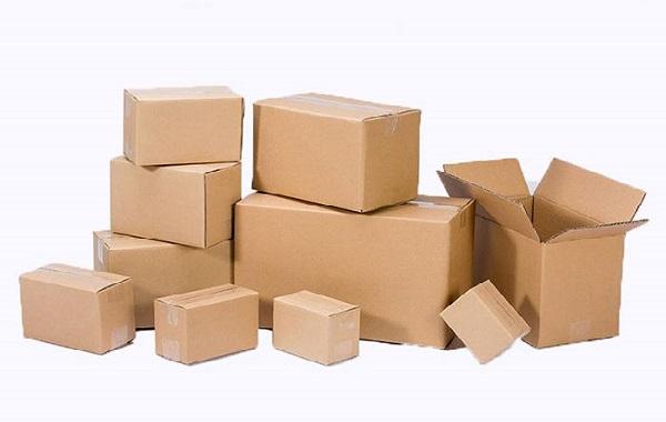hộp carton đóng hàng giá rẻ