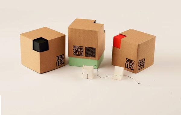 hộp carton đóng hàng đẹp