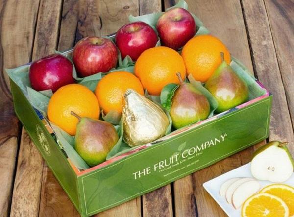hộp giấy đựng trái cây