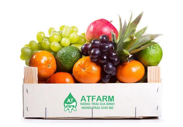 hộp giấy đựng trái cây chất lượng