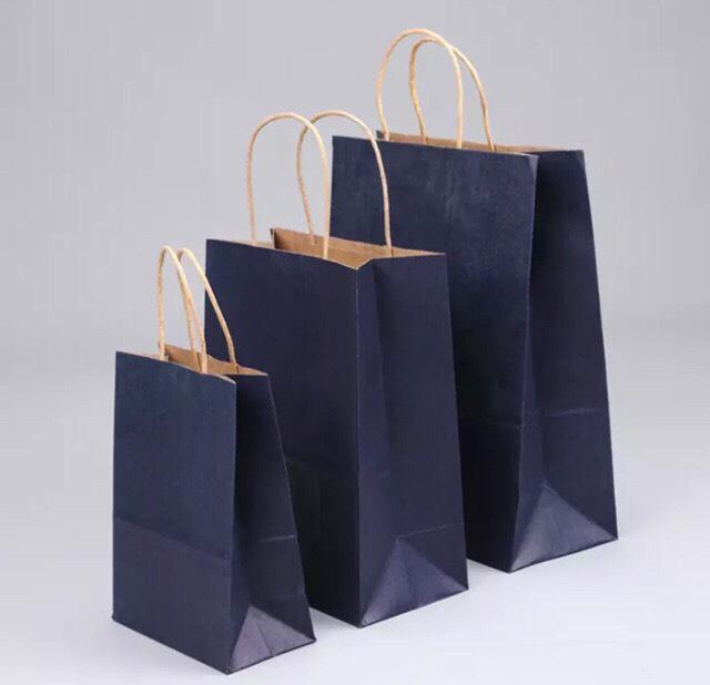 kích thước túi giấy phổ biến