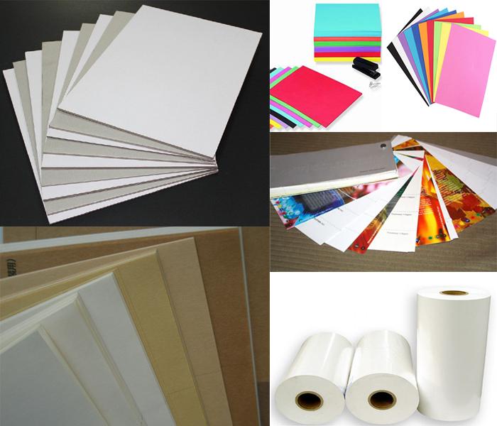 các loại giấy làm hộp
