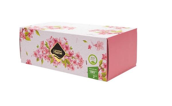mẫu hộp khăn giấy đẹp