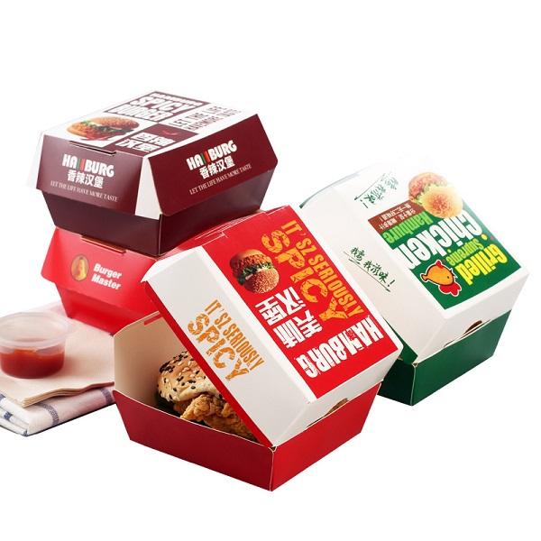 hộp giấy hamburge