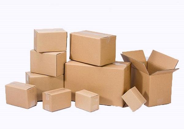 in hộp đóng gói sản phẩm