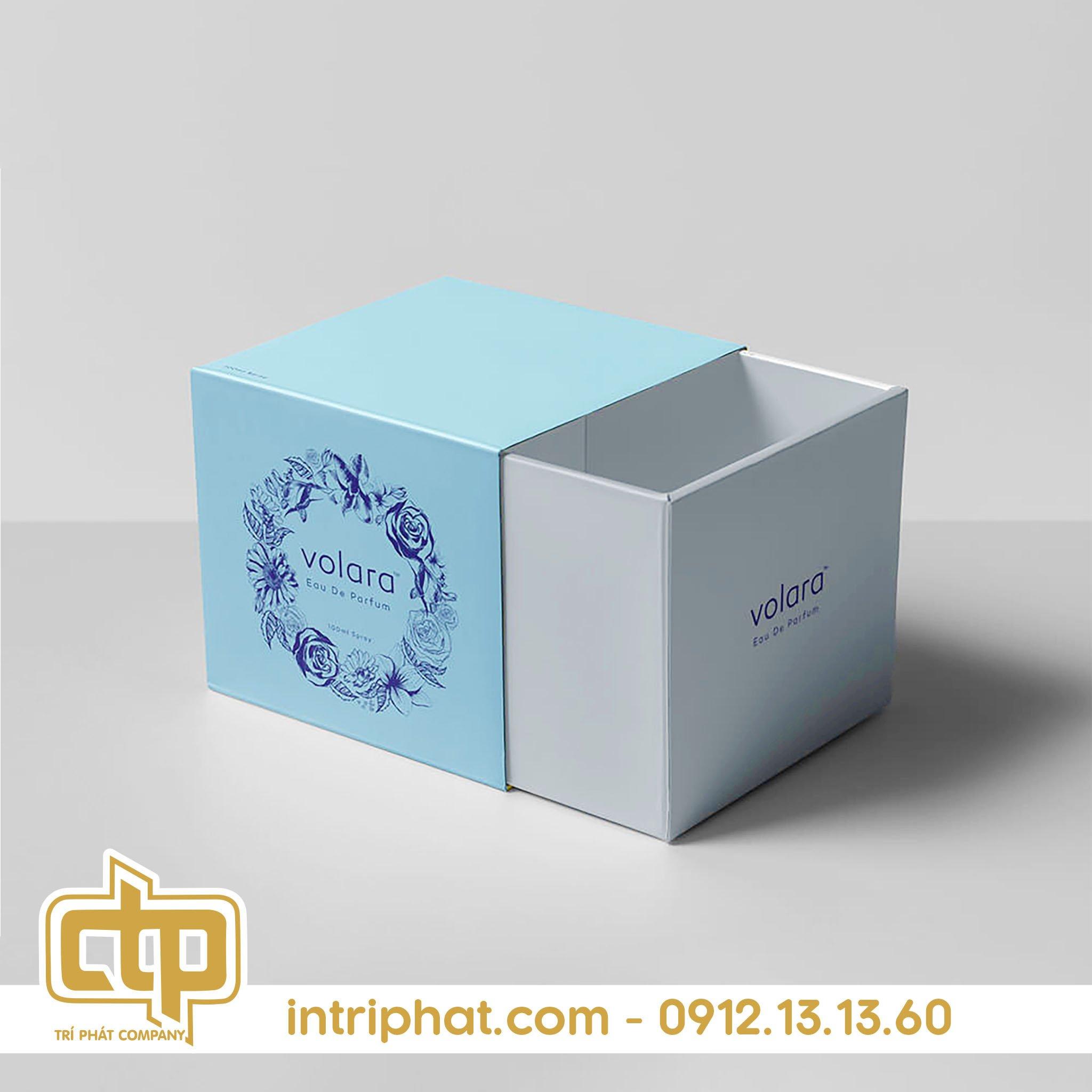 Mẫu hộp giấy đẹp đựng đồng hồ