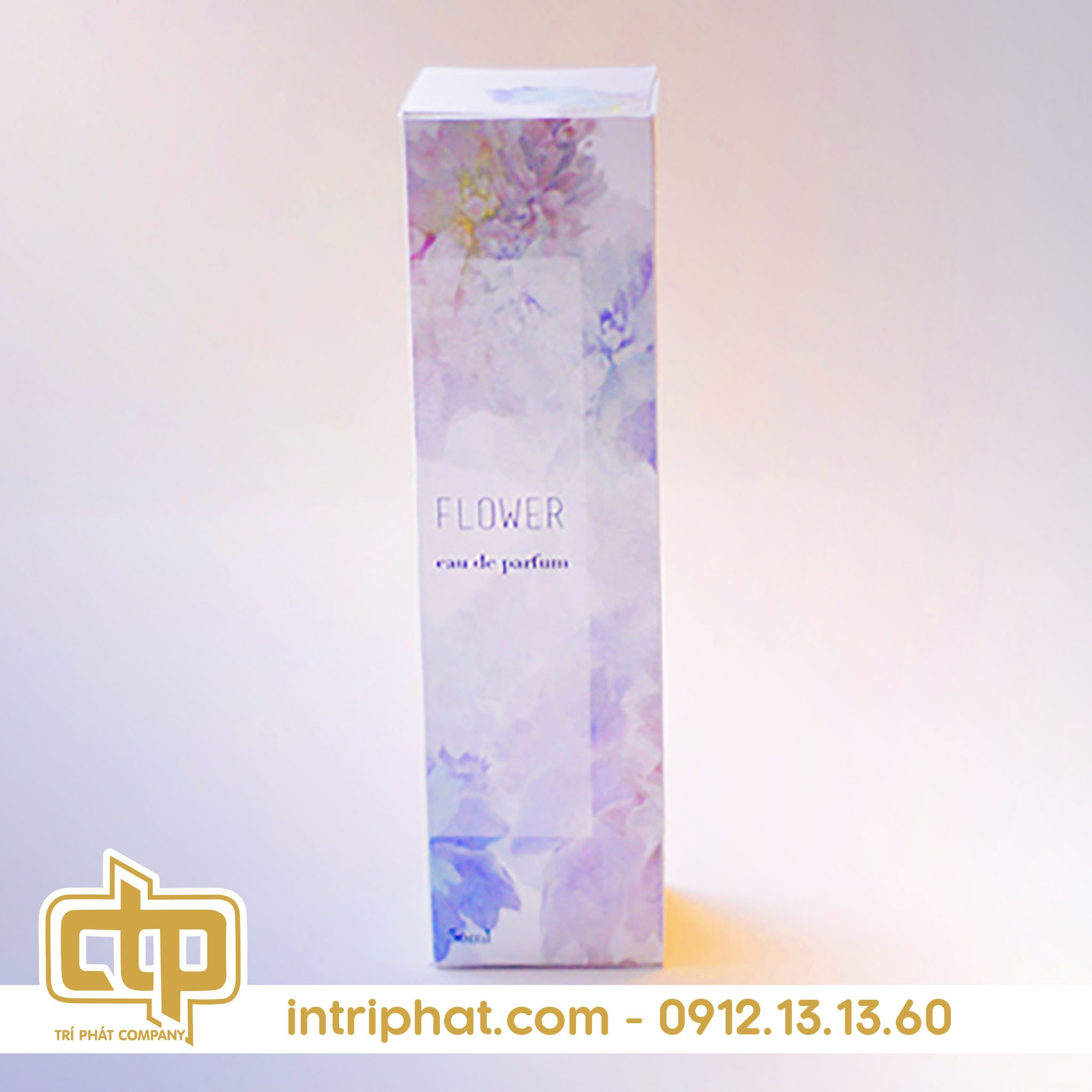 Mẫu hộp giấy đẹp đựng nước hoa
