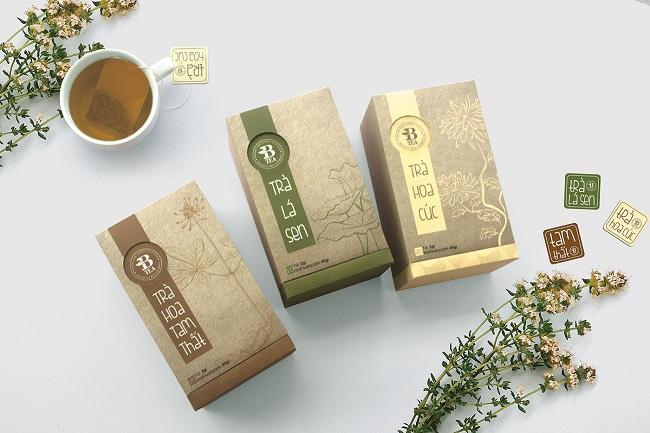 Hộp đựng trà rẻ