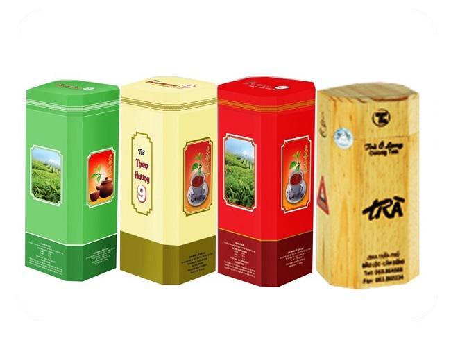mẫu hộp trà đẹp