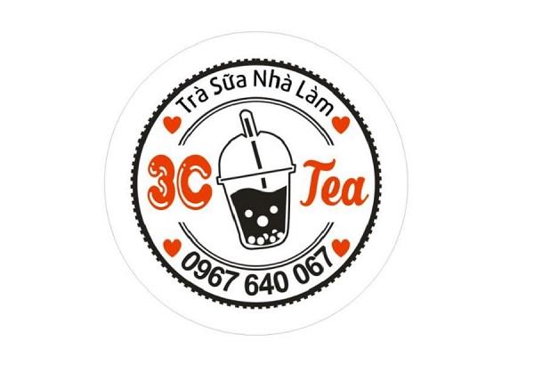 mẫu tem trà sữa đẹp